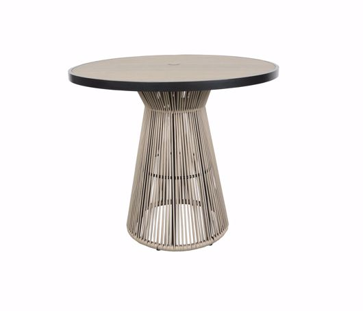 """Picture of COVE 48"""" ROUND BAR TABLE"""