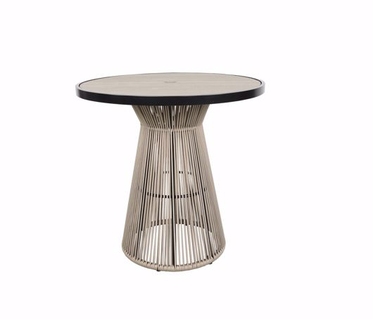 """Picture of COVE 42"""" ROUND BAR TABLE"""