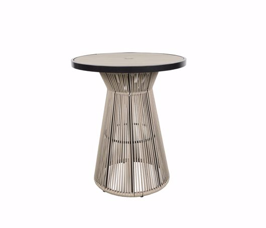 """Picture of COVE 36"""" ROUND BAR TABLE"""