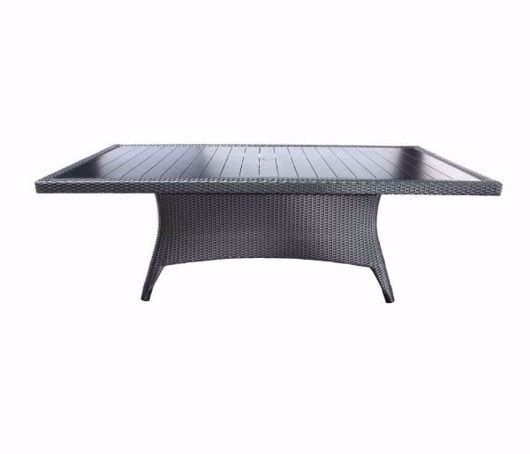 Picture of FLIGHT 112″ X 46″ RECTANGULAR DINING TABLE