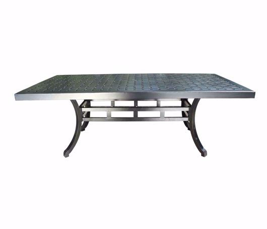 """Picture of HAMPTON 60"""" SQUARE DINING TABLE"""