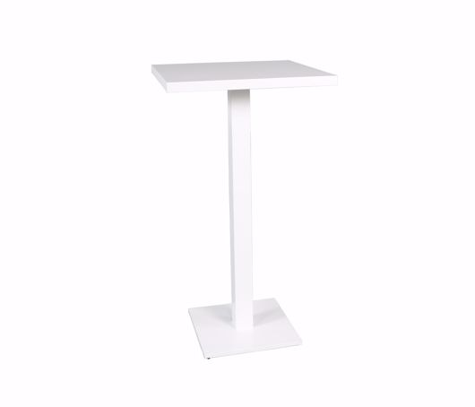 """Picture of BREEZEWAY 24"""" SQUARE BAR TABLE"""