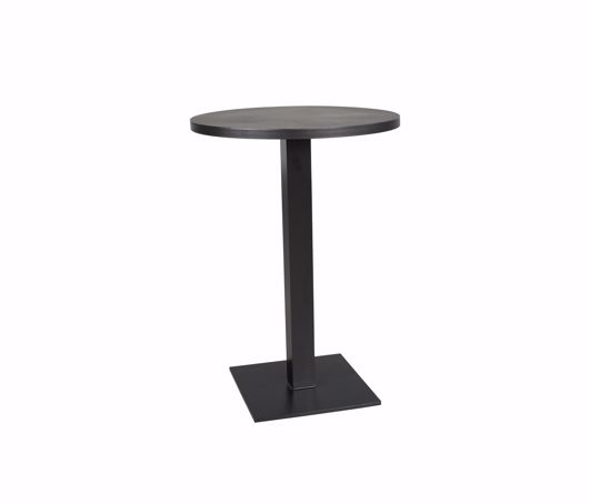 """Picture of BREEZEWAY 24"""" ROUND BALCONY TABLE"""
