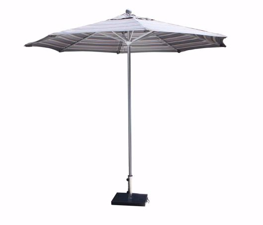 Picture of COMMERCIAL PATIO UMBRELLA : 9FT. COMMERCIAL
