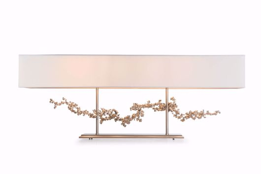 Picture of CORAL CONSOLE LAMP