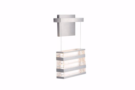 Picture of STACKS ALUMINUM SCONCE – LARGE