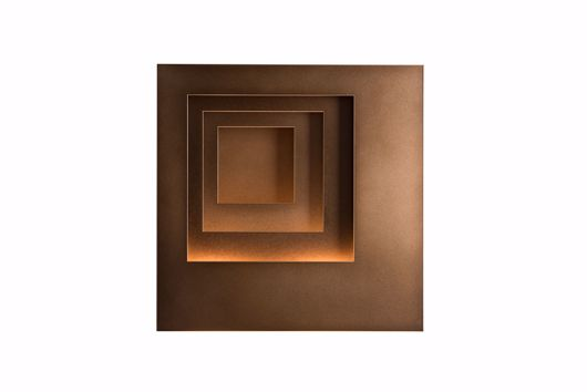 Picture of PROCESSION INDOOR/OUTDOOR SQUARE SCONCE – RIGHT