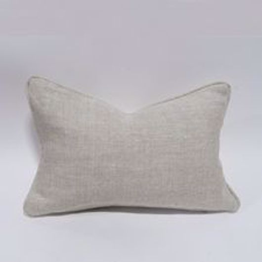 """Picture of 18"""" X 12"""" RECTANGULAR DOWN PILLOW WITH WELT"""