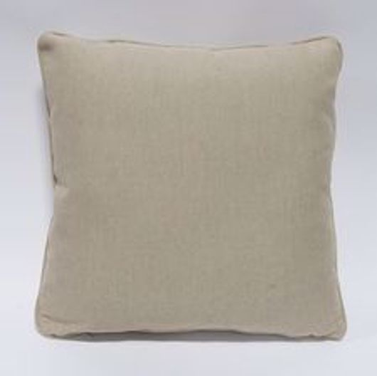 """Picture of 20"""" SQUARE OUTDOOR PILLOW WITH WELT"""