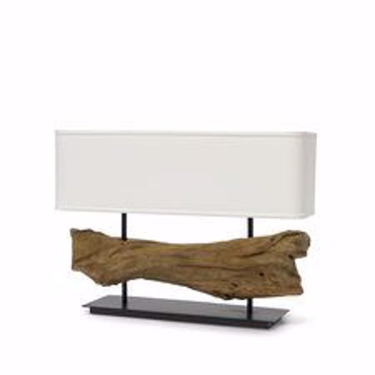 Picture of ALBION TABLE LAMP LONG
