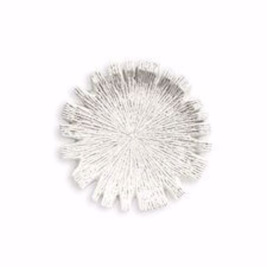 Picture of REEF OUTDOOR WALL DECOR SMALL WHITE
