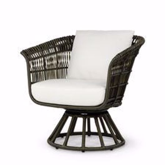 Picture of TRINIDAD OUTDOOR SWIVEL LOUNGE CHAIR WITH FLAIR