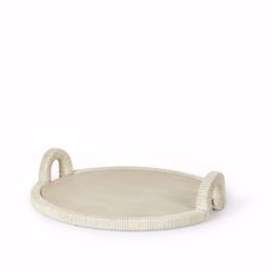Picture of BERMUDA FAUX SHAGREEN TRAY