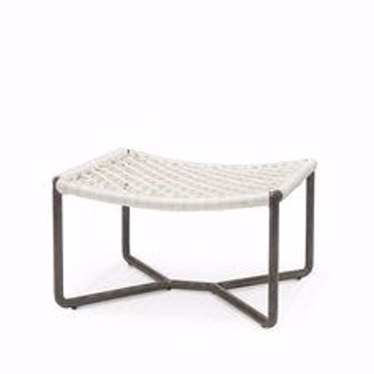 Picture of DOCKSIDE OUTDOOR OTTOMAN