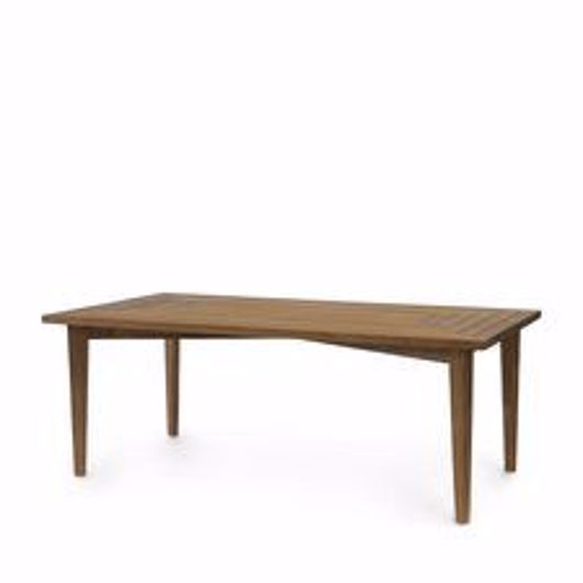 Picture of AMALFI TEAK DINING TABLE