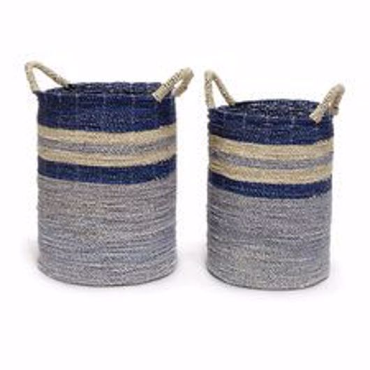 Picture of BAYSHORE BASKETS SET OF 2