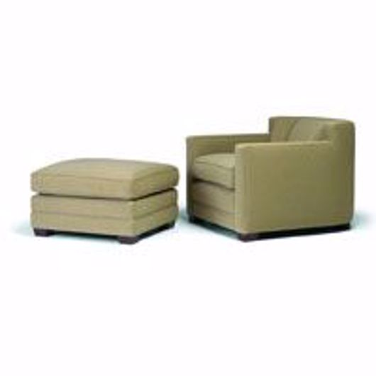Picture of COMSTOCK CHAIR & OTTOMAN