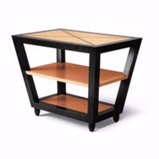 Picture of DEMILLE SIDE TABLE - RECTANGULAR