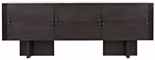 Picture of AMIDALA SIDEBOARD, TWO-TONE PALE