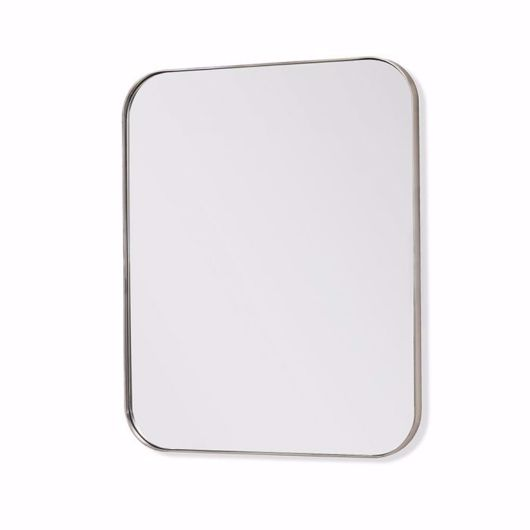 """Picture of AALINA MIRROR 48"""" - BRUSHED NICKEL"""