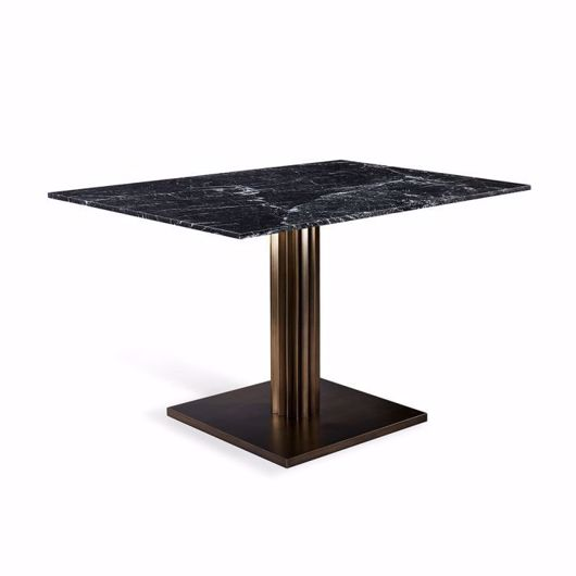 Picture of ANNICK DINING TABLE - BLACK
